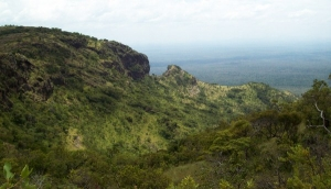 Morungole Mountains