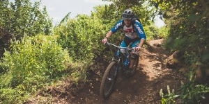 Mountain Biking Mount Elgon National Park