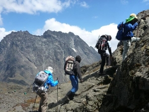 Rwenzori Mountain Hiking Uganda Tour