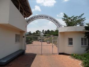 Gisozi memorial site