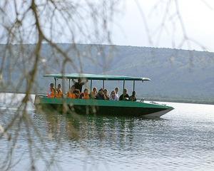 Lake Mburo National Park Boat cruise.