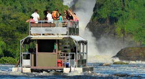 The Nile Launch Cruise in Murchison Falls National Park Uganda